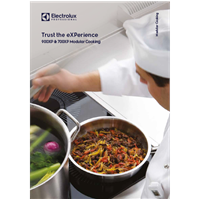 EPR 900XP & 700XP Modular Cooking - Brochure 2019