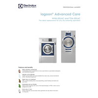 Lagoon Advanced Care WH6-20 and TD6-20
