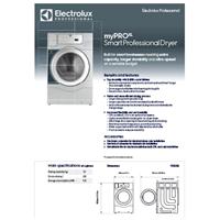 TE1220E product data sheet - TE1220E PDS myPRO XL