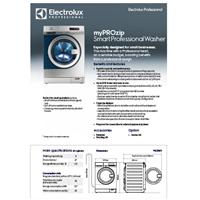 myPROzip - Washer