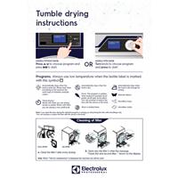 EPR Line 6000 CompassPro Dryers - user wall instructions - User wall instructions