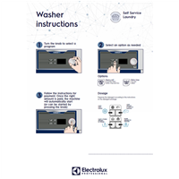 EPR Line 6000 CompassPro Washers-user wall instructions-COIN