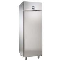 NAU Maxi<br>1 porte 670L, AISI 304, -2+10°C (R290)
