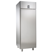 NAU Maxi HP<br>1 Door Digital Freezer, 670lt (-22/-15)  - R290 - Class C