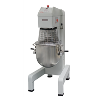 Batteurs mélangeurs<br>Modèle sol, 40 litres MBE40 pour travaux intensifs de boulangerie