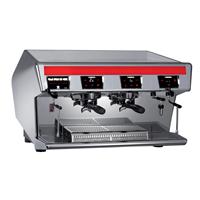 Distributeurs de cafés<br>Machine espresso traditionnelle multi-chaudières - 2 groupes - 2 x 1.65L chaudières café - Dosamat