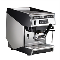 Coffee System<br>Traditional espresso coffee FAP machine, 1 group, 6.3 liter boiler, steam & water
