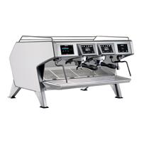 Coffee System<br>Multi-boilers espresso machine, white, 2 groups, 2x1.65l boilers for coffee, 4 dosing program