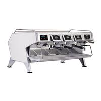 Coffee System<br>Multi-boilers espresso machine, white, 3 groups, 3x1.65l boilers for coffee, 4 dosing program