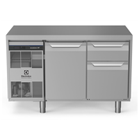 Digital Undercounterecostore HP Premium Refrigerated Counter - 290lt, 1-Door 1/3+2/3 Drawers