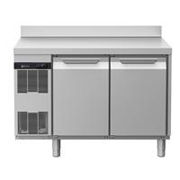 Digital Undercounterecostore HP Concept Refrigerated Counter - 2 Door with Splashback