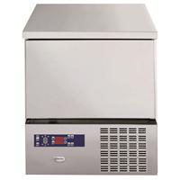 Crosswise Şok SoğutucularHızlı Soğutucu 5xGN1/1-10 kg