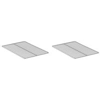 Cooking accessoriesPair stainless steel grids