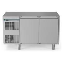 Crio Line HP - TAVOLO REFRIGERATO 2 PORTE 290  lt - -2+10°C AISI 304, senza top