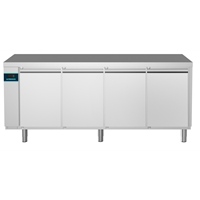 CRIO Line CP - 4 DOOR REFRIGERATED COUNTER 560LT - REMOTE  lt -