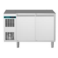 CRIO Line CP - 2 DOOR REFRIGERATED COUNTER 265LT - NO TOP (R290)  lt -