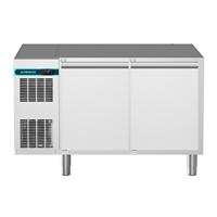 CRIO Line CP - 2 DOOR REFRIGERATED COUNTER 265LT (-2/+10) - NO TOP (R290)  lt -