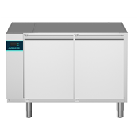 CRIO Line CP - 2 Door Refrigerated Counter, 265lt (-2/+10) - Remote - No top