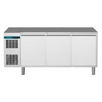 CRIO Line CP - 3 DOOR REFRIGERATED COUNTER 420LT (-2/+10) - NO TOP (R290)  lt -