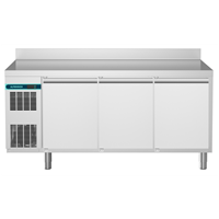 CRIO Line CP - 3 DOOR REFRIGERATED COUNTER 420LT (-2/+10) - REMOTE (R290)  lt -