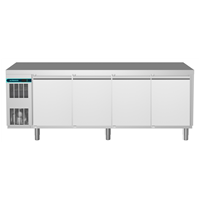 CRIO Line CP - 4 Door Refrigerated Counter, 560lt (-2/+10) R290