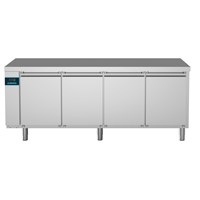 CRIO Line CP - 4 DOOR REFRIGERATED COUNTER 560LT (-2/+10) - REMOTE  lt -