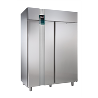 Crio Touch - FREEZER 1430  lt - 2 porte, AISI 304, -22-15°C LCD touch