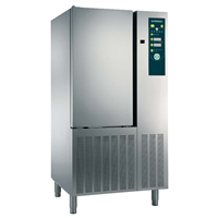 CRIO Chill Power - Blast Chiller-Freezer 10 1/1 - 50kg with USB