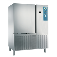 CRIO Chill Power - Blast Chiller-Freezer 10 2/1 - 70kg with USB
