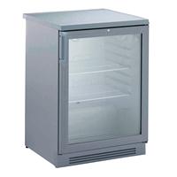 160 Line - FRIGO SOTTOTAVOLO VENTILATO 160  lt - +2+10°C porta vetro