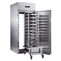 Roll-in - FRIGO ROLL-IN PASSANTE 1600  lt - +2+10°C 2 porte cieche