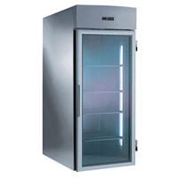 Roll-in - FRIGO ROLL-IN COMPATTO 750  lt - +2+10°C 1 porta vetro