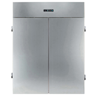 Roll-in - FRIGO ROLL-IN 2700  lt - +2+10°C 2 porte cieche