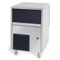 Ice Cuber - 44kg/24h with 16kg bin Ice maker, air-cooled with drain pump
