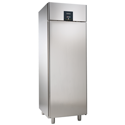 NAU Maxi HP<br>Freezer digitale 670 litri, 1 porta, -22-15°C, AISI 304, R290