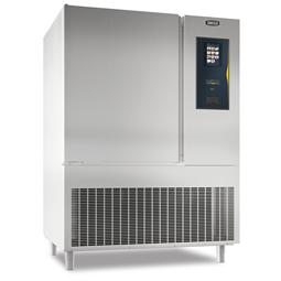 Rapido Chiller<br>Abbattitore/Congelatore 100/70 kg 10 GN 2/1