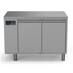 NPT Active HP<br>Tavolo freezer 290 lt, 2 porte, -22-15°C, remoto