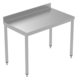 PLUS - Static Preparation1200 mm Work Table with Upstand