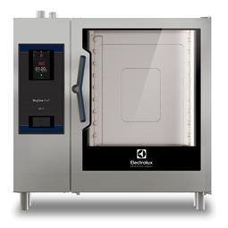SkyLine ProSElectric Boilerless Combi Oven 102 480V