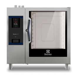 SkyLine ProSForno digitale con iniettore di vapore, gas 10 GN 2/1
