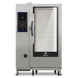 SkyLine ProSNatural Gas Boilerless Combi Oven 202 120V