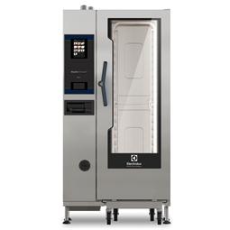 SkyLine PremiumSkyLine PremiumS Horno mixto con boiler con control de pantalla táctil, 20 GN 1/1
