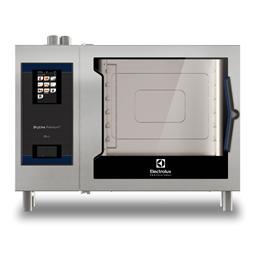 SkyLine PremiumSElectric Combi Oven 6GN2/1, left hinged door