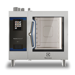 SkyLine PremiumSForno touch con boiler, gas 6 GN 1/1