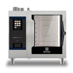 SkyLine PremiumSForno touch con boiler, gas GPL 6 GN 1/1