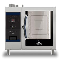 SkyLine PremiumNatural Gas Combi Oven 6GN1/1
