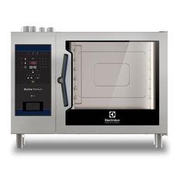 SkyLine PremiumNatural Gas Combi Oven 6GN2/1