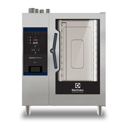 SkyLine PremiumNatural Gas Combi Oven 10GN1/1