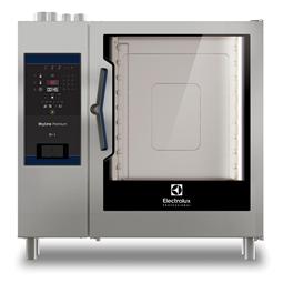 SkyLine PremiumFour mixte gaz naturel 10GN2/1 commande digitale
