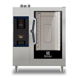SkyLine ProSCombi oven 8x bakkerijnorm 400x600 mm, aardgas